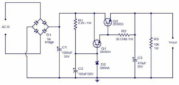 Сетевой фильтр или стабилизатор напряжения