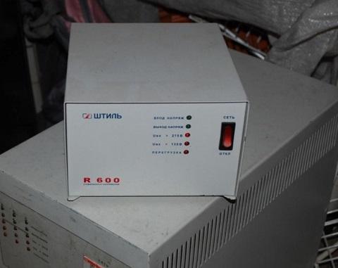 Стабилизатор напряжения для компьютера
