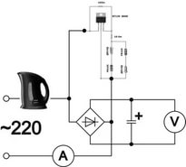 Стабилизатор напряжения 220в для дома своими руками схема
