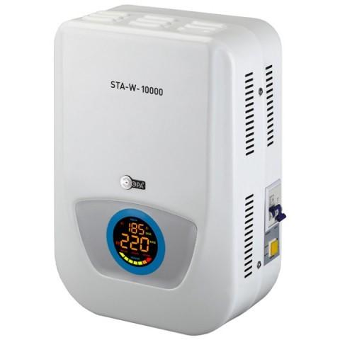 стабилизатора напряжения ЭРА STA W 10000