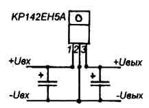 Стабилизаторы на микросхемах