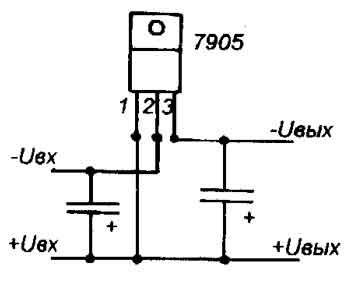 Схема подключения кр 142