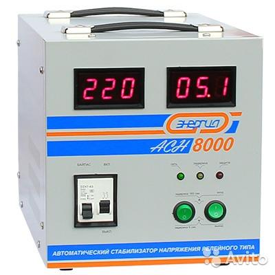 Стабилизаторы на 8 кВт - самые популярные этой мощности