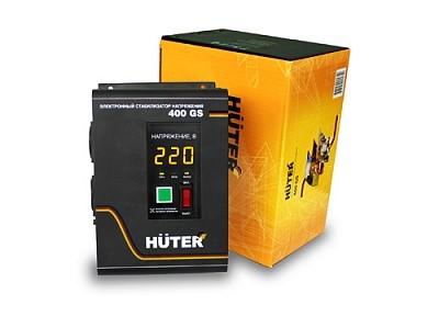 HUTER 400 GS