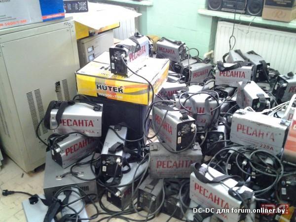 Запчасти для стабилизатора Ресанта - ремонтируем стабилизаторы сами