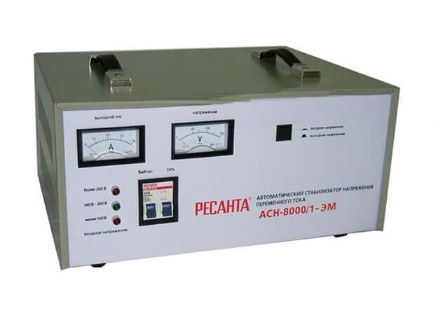 Ресанта АСН 8000-1-эм