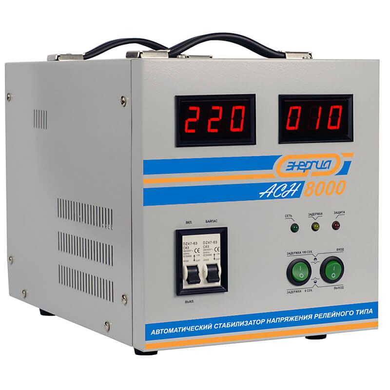 Преимущества стабилизаторов ЭТК «Энергия»