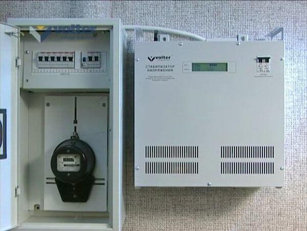 Проблемы в электрических сетях