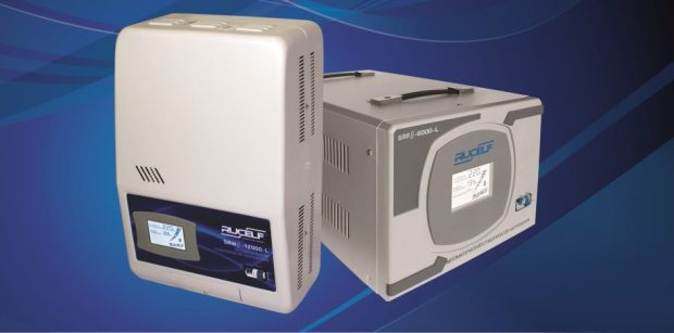 Релейный стабилизатор напряжения Rucelf SRW II 9000 l