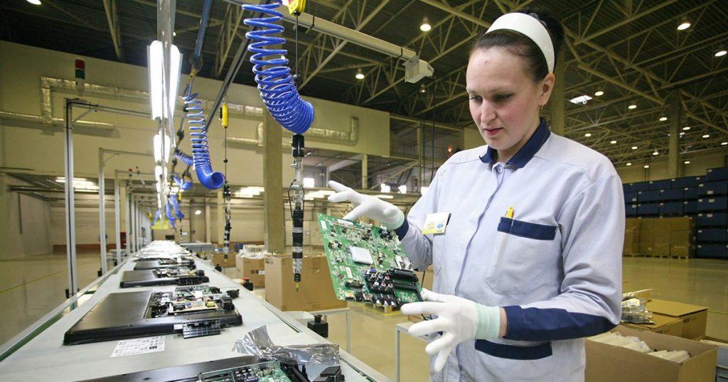 Чем занимается промышленная электроника